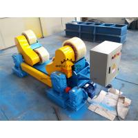 Automatic Self Aligned Welding Rotator For Wind Tower Fabrication CE Approved