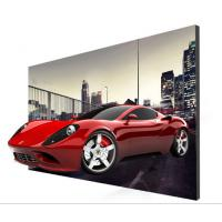 Best 55 / 65 Inch Ultra Narrow Bezel Lcd Video Wall Controller With Full Color Chip wholesale