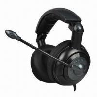 Best PC Headphone Set with Big Drivers and Convenient In-line Volume Controller wholesale