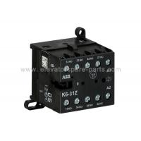 Best Electronic Elevator Repair Parts K6-31Z Elevator Contactor For Switches / Relays wholesale