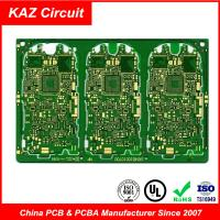 Best 4-10 layers FR4 1OZ ENIG/HASL/OSP HDI Printed Circuit Boards With Blind&Burried holes wholesale