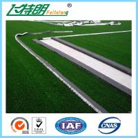 Best Green Garden Artificial Grass Turfing Surface Realistic 67200 Stitches / Sqm wholesale