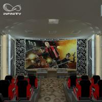 Best 8 9 12 Seats 5D 7D Virtual Reality Cinema Hydraulic Theater Equipment wholesale
