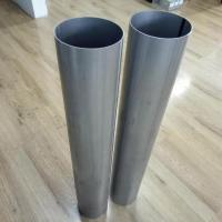 Buy cheap EN10130 DC04 ERW Aluminized Steel Tube with Erased Seam for Heavy Truck Exhaust from wholesalers