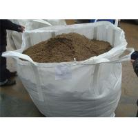 Best Dust - Proof Geosynthetic Fabric FIBC Bags PP Woven Type For Agriculture Packaging wholesale