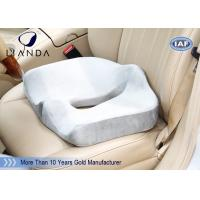 Best Adult Car Booster Seat Memory Foam Coccyx Cushion Universal Size wholesale