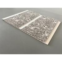 Cheap Silver Line Interior 10 Inch Decorative PVC Panels For Ceiling Construction for sale