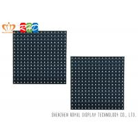 Cheap Outdoor Transparent Led Screen SMD3535 , 1/4 Scanning Driving Mode for sale