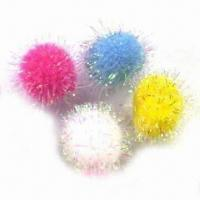 Best Iris Pompom, Available in Various Colors and Sizes wholesale