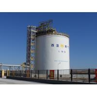 China Large Vertical LIN / LAr / Liquid Nitrogen Storage Tank 200M3-50000M3 on sale