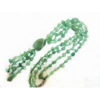 Best Natural Green Aventurine Bead Necklace Jewelry, Aventurine Semi Precious Gem Jewelry wholesale