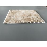 Cheap Transfer Printing Pvc Marble Wall Panels , Decorative Wall Tile Panels for sale