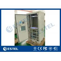 Best Sandwich Panel Outdoor Power Supply Cabinet Galvanized Steel Climate Controlled wholesale