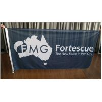 Best Rectangle Fabric Flag Banners Outdoors Marketing Flags For Advertising wholesale