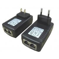 Best Over Voltage Protection 12W 12V 1A AU Poe Power Adapter Poe Injector UL / CE wholesale