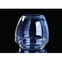 Best Popular Custom Candle Glass Containers Crystal Glass Candle Vessels For Decoration wholesale