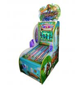 Best Children'S Ticket Redemption Machine , Arcade Ticket Machine Custom Sticker wholesale