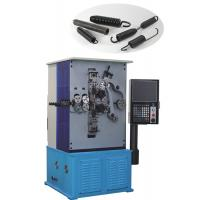 Quality Advanced CNC Wire Forming Machine , Multifunctional Automatic Spring Machine wholesale