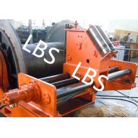 Best LBS Grooved Sleeve Spooling Device Hydraulic Winch 3 MM - 190 MM Wire Diameter wholesale