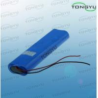 China Portable Lithium Ion Rechargeable Batteries 11.1V 20Ah For Emergency Solar Backup on sale