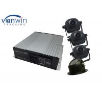 Best AVI Format HD 1080P Mobile DVR Dual SD Cards Slots With Battery Recharged Function wholesale