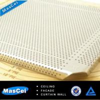 Cheap Aluminum Ceiling Tiles and Aluminium Ceiling for Micro Perforated Panel for sale