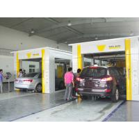 China TEPO - AUTO Car Wash Tunnel Equipment , Advanced Automated Car Wash Systems on sale