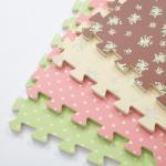 Best Print Soft Mat EVA foam,Print film, 60*60cm many colour available wholesale