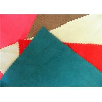 Best Tear Resistant Cotton Corduroy Fabric Waterproof Soft For Kid Child Clothing wholesale