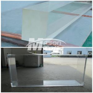 Best Hard Plastic Sheets 60mm Aquarium Acrylic Sheet Swimming Plastic Panels wholesale
