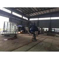 Best Single Door Glass Laminated Glass Autoclave With U Type Forced Convection Structure And Inconel Tubular Heaters wholesale