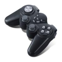 China ABS Vibration Wired USB PC Joystick Controller For P2 / Platform on sale