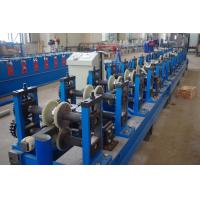 Best Square and round metal Metal Downspout Roll Forming Machine 2018 new Type CNC Control Roll Forming Machine wholesale