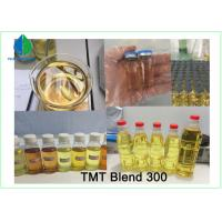 Best Pre-made Oil TMT Blend 375 Injectable Anabolic Steroids Light yellow liquid for Muscle Gain wholesale