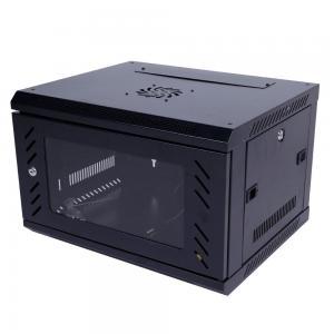 Best Wall Mount 6u Server Rack Cabinet Sliding Shelf Cold Rolled Steel Plate wholesale