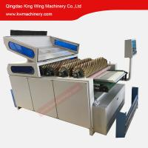 China 1300mm Sandpaper roller brush wood floor sanding machine KC1300-6R on sale