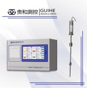 China Guihe brand autotomaitc tank gauge atg,  fuel depth level sensors for gas station underground storage tanks on sale