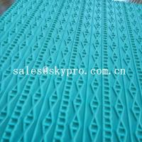 Best High density rubber sheet for shoe 3D pattern recycle eva shoes sole material wholesale