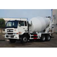Best Euro 2 Emission Standard WD615.47 336HP 10CBM HOWO 6X4 Concrete Mixer Truck wholesale