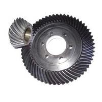 Best Standard 20crmnti Spiral Bevel Gear With Keyways / Bevel Pinion Gear wholesale