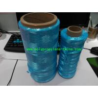 Cheap One Wire Fluorescence Binder Polypropylene Twine , Polypropylene Tying Twine for sale