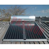 Buy cheap Pressurized Flat Plate Solar Water Heater Rooftop Intelligent Controller High from wholesalers