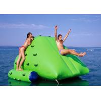 Best Colorful Inflatable Iceberg 3m 4.5m Customized Height Safe For Fun Playing wholesale
