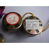 Cheap AC220-240V 5RPM - 6RPM Output Speed CW / CCW Synchronous motor for sale