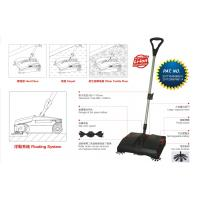 Best Cordless Rechargeable floor sweeper with battery for hotel , school , hospital wholesale