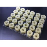 Buy cheap Tobacco Machine Garniture Tape , Durability Aramid Tape Low Extensibility from wholesalers
