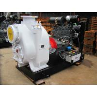 China SP-6 self priming low lift trash pump on sale