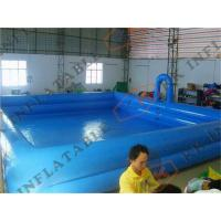 Details Of Kids Plastic Swimming Pool Pvc Inflatable Water Park Games For Amusement Park 101516195