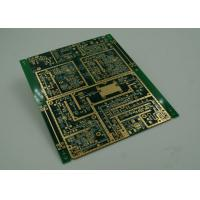 Best Thick Gold Ginish Universal PCB Board High Density with PADs / IC Leads wholesale