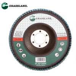 "Best Metal Stainless Steel Sanding 125mm 5"" Zirconium Flap Disc Wheel wholesale"
